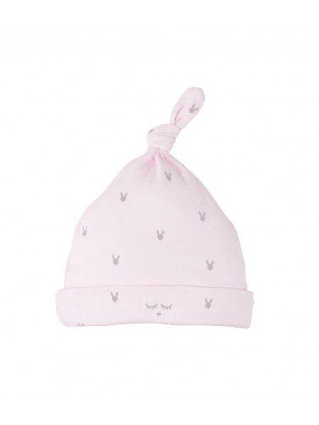 Шапка Mini Bunny Tossie Hat Pink
