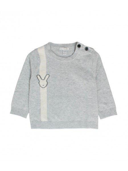 Кардиган Bunny Knit Cardigan Grey