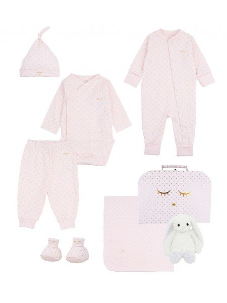 Набор Gift Set Saturday Pink
