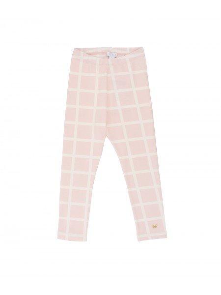 Штаны Essential Pants Ivory Squares