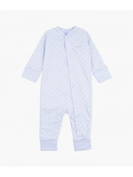 Комбинезон Saturday Overall Baby Blue / Silver Dots