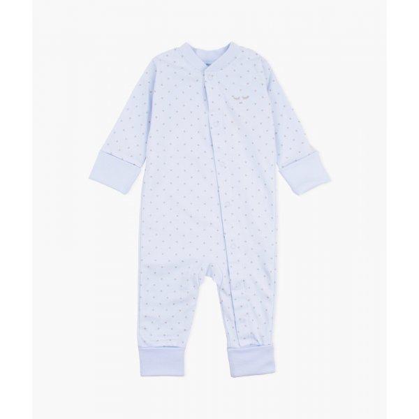 Комбинезон Saturday Overall Baby Blue / Silver Dots