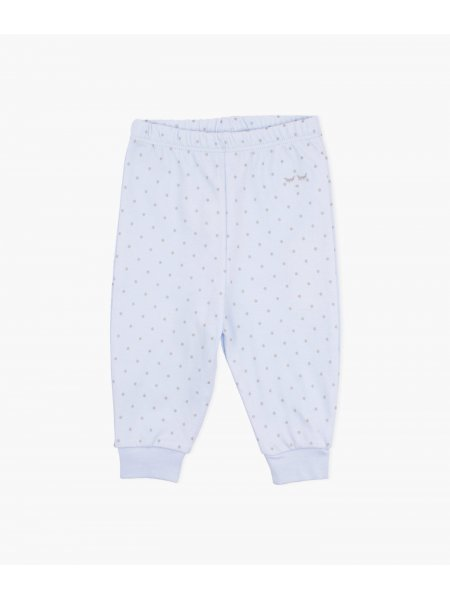Штаны Saturday Pants Blue / Silver Dots