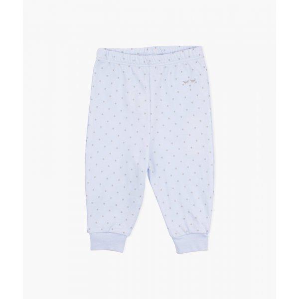 Штаны Saturday Pants Blue / Silver Dots