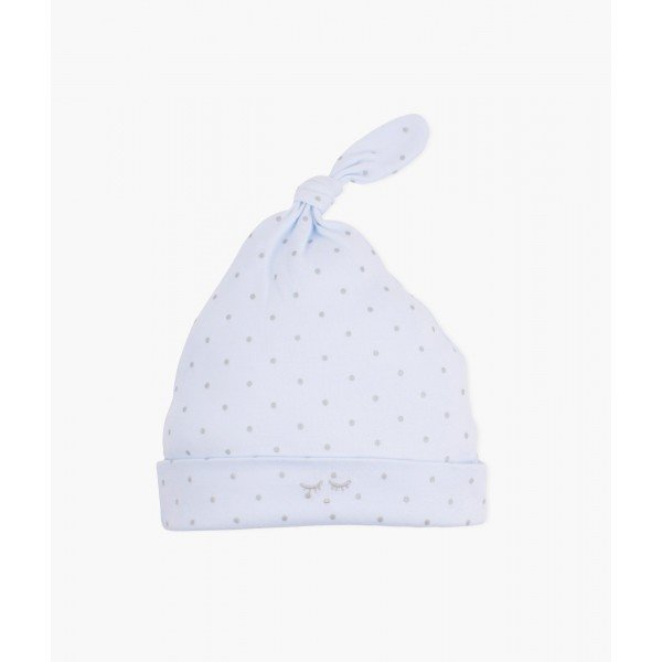 Шапка Saturday Tossie Hat Blue / Silver Dots