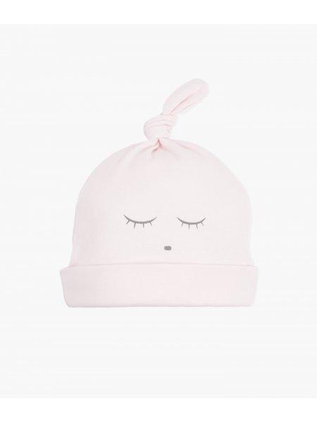 Шапка Sleeping Cutie Tossie Hat Pink