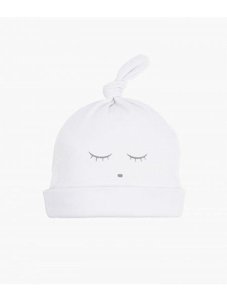 Шапка Sleeping Cutie Tossie Hat White