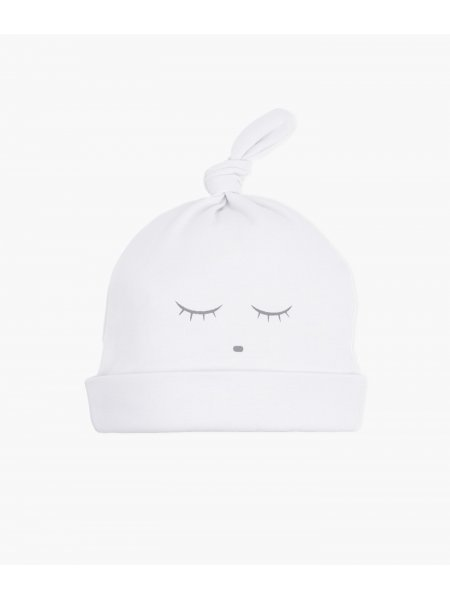 Шапка Sleeping Cutie Tossie Hat White