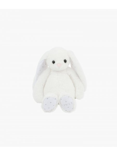 Игрушка Tiny Bunny Marley White