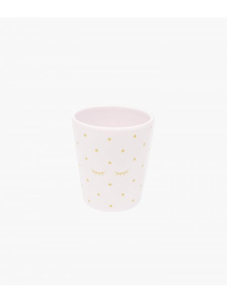 Чашка Cup Pink / Gold Dots