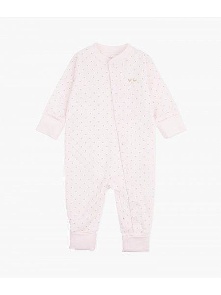 Комбинезон Saturday Overall Pink / Gold Dots