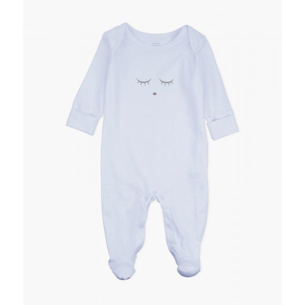 Комбинезон Sleeping Cutie Cover Footie Blue