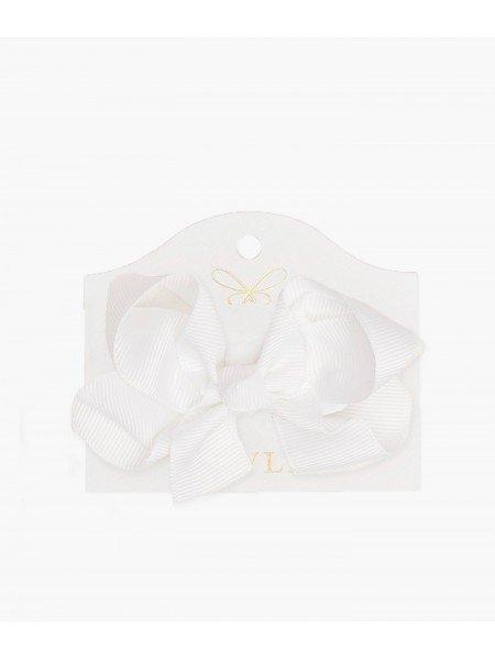 Бантик Medium Bow Snow Angel