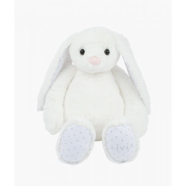 Игрушка Great Bunny Marley White