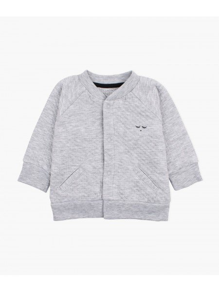 Кардиган Bomber Cardigan Grey