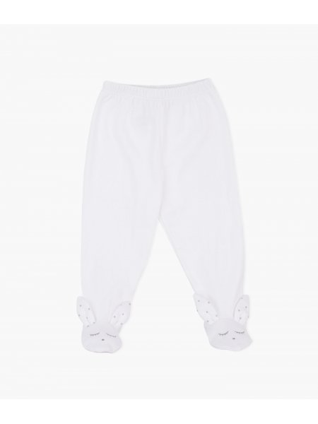 Штаны Bunny Pants White / White Saturday