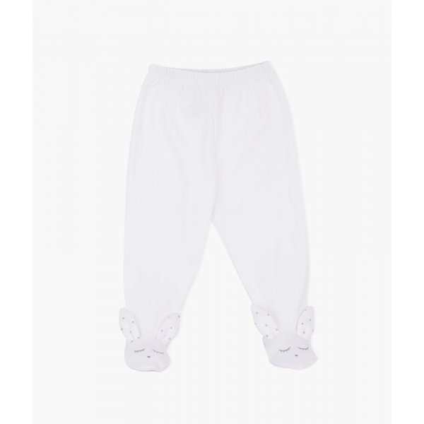 Штаны Bunny Pants White / White Saturday