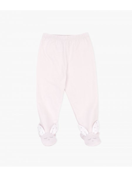 Штаны Bunny Pants Pink / White Saturday