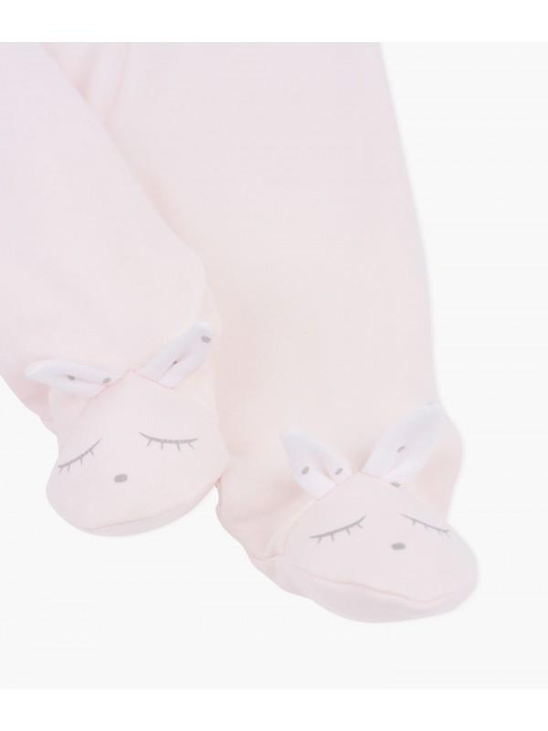 Штаны Bunny Pants Pink / White Saturday
