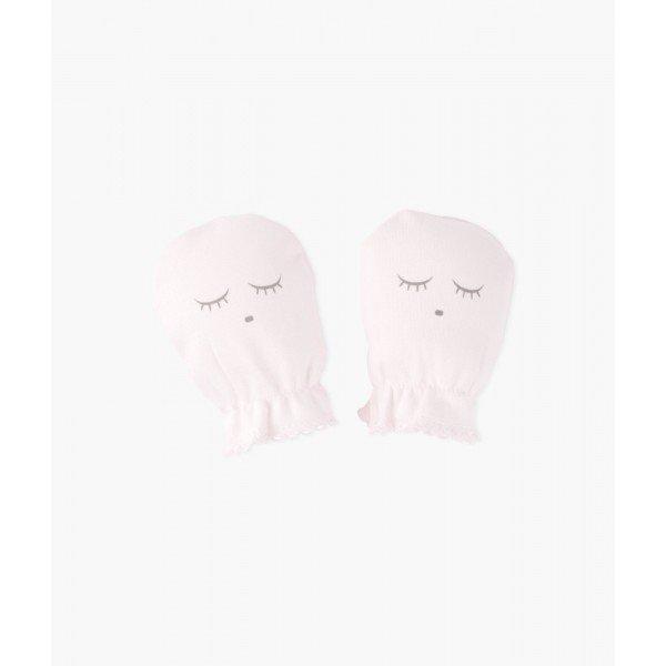 Царапки Hand Knits Pink / Grey