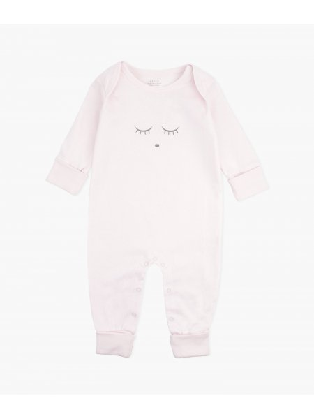Комбинезон Sleeping Cutie Coverall Pink