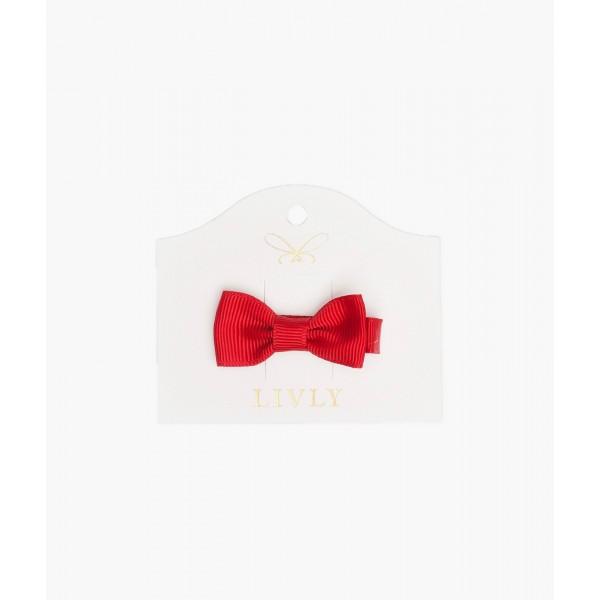 Бантик Small Bow Red