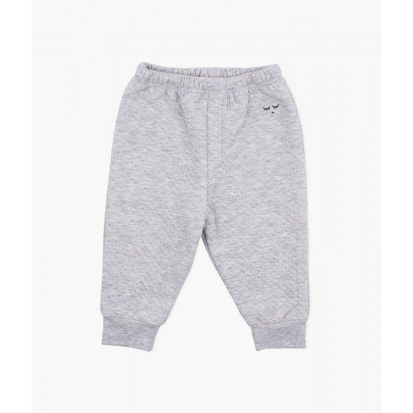 Штаны Bomber Pants Grey Melange Jacquard