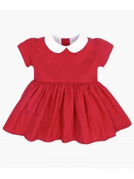 Платье Fanny dress Red / Wine