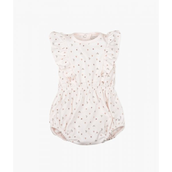 Боди Lilly Romper Floating Hearts