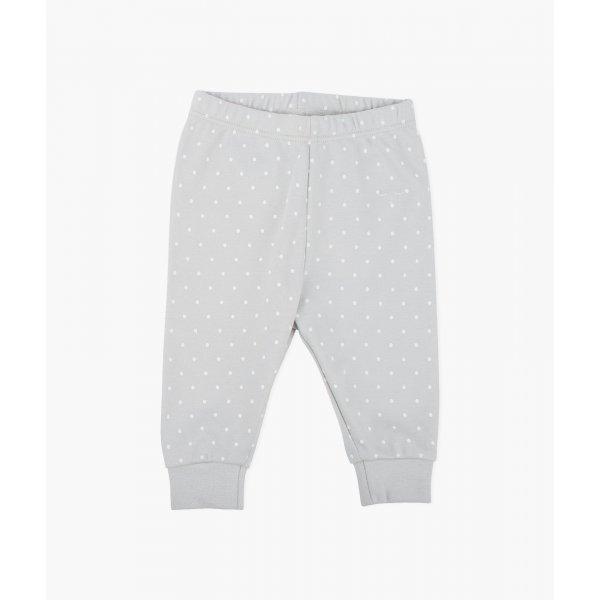 Штаны Saturday Pants Grey / White Dots