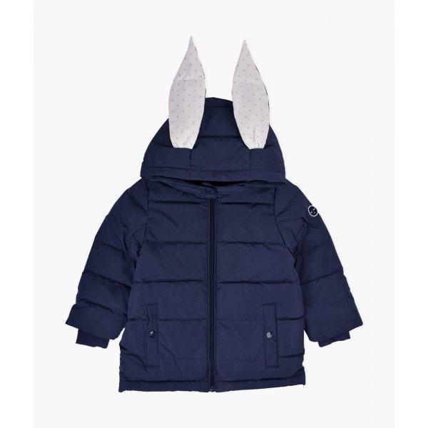 Куртка Puffer Bunny Jacket Navy