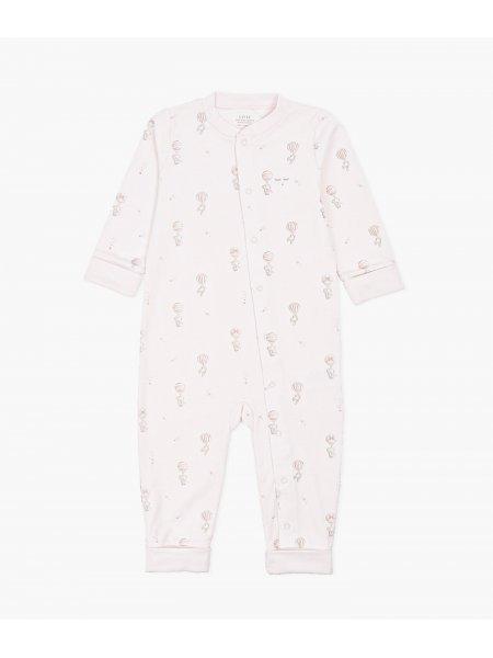Комбинезон Flying Elephants Overall Pink