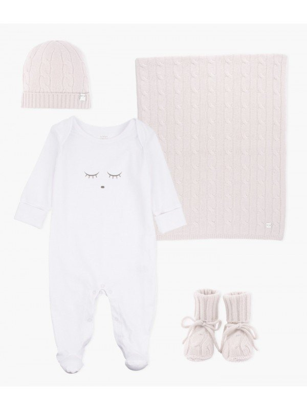 Набор Cashmere Gift Set Light Mauve