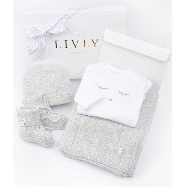 Набор Cashmere Gift Set Grey