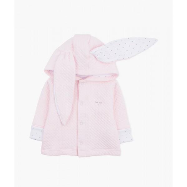 Кардиган Bunny Cardigan Pink Jacquard
