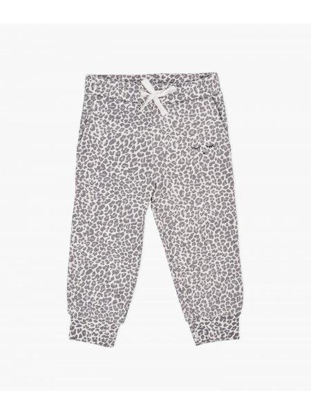 Штаны Varsity Slacks Leopard / Sand