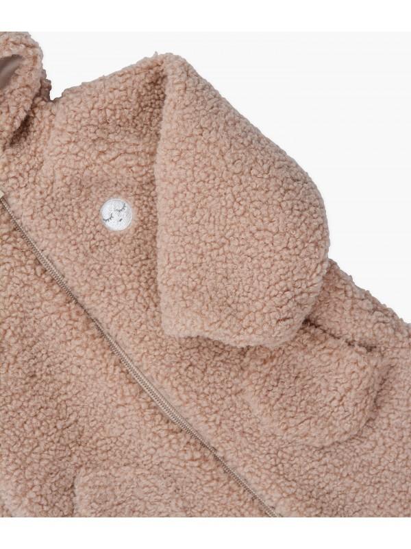 Комбинезон Fleece Bunny Overall Khaki