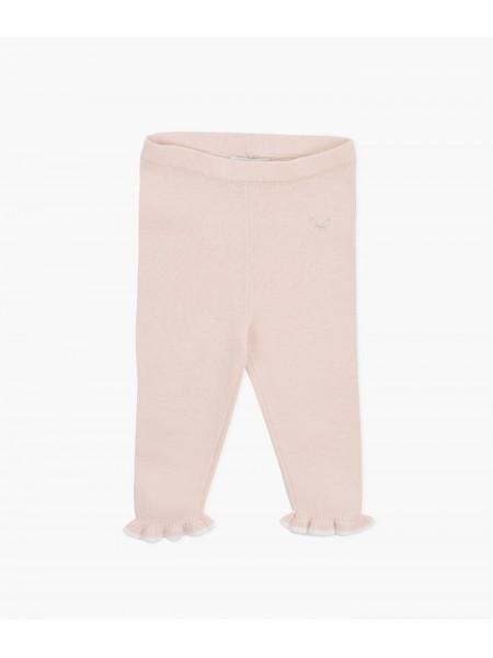 Штаны Ruffled Pants Light Mauve