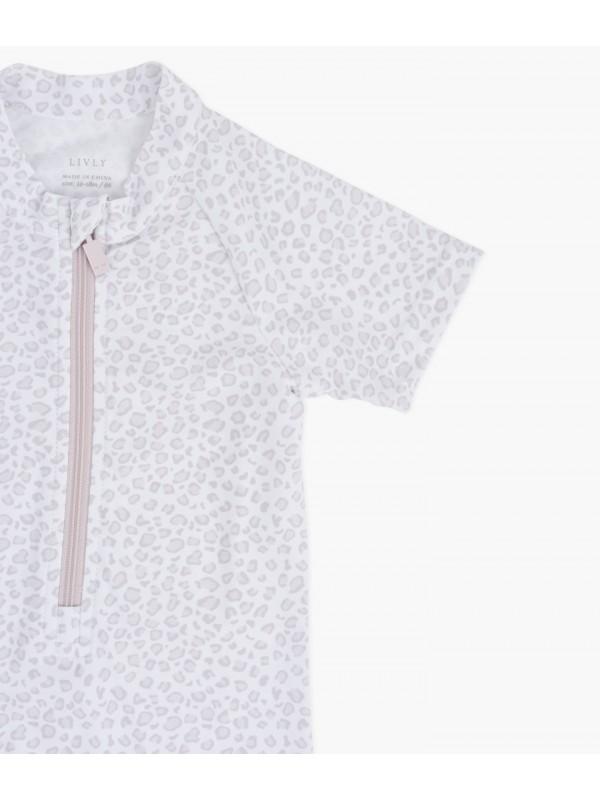 Купальник Sara Short Sleeve Swimsuit Baby Leo