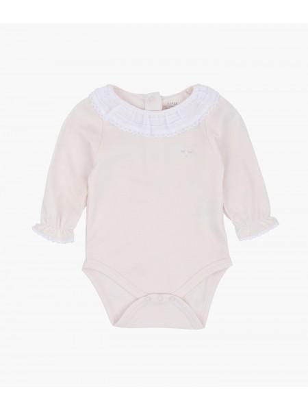 Боди Long Sleeve Mary Body Light Pink