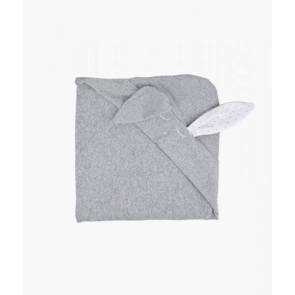 Полотенце Bunny Towel Grey