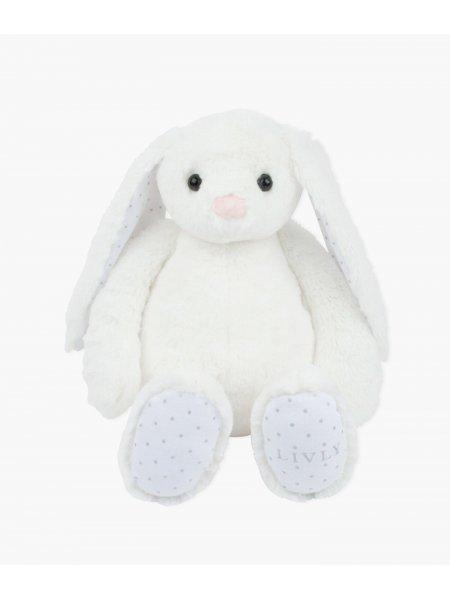 Игрушка Great Bunny Marley White