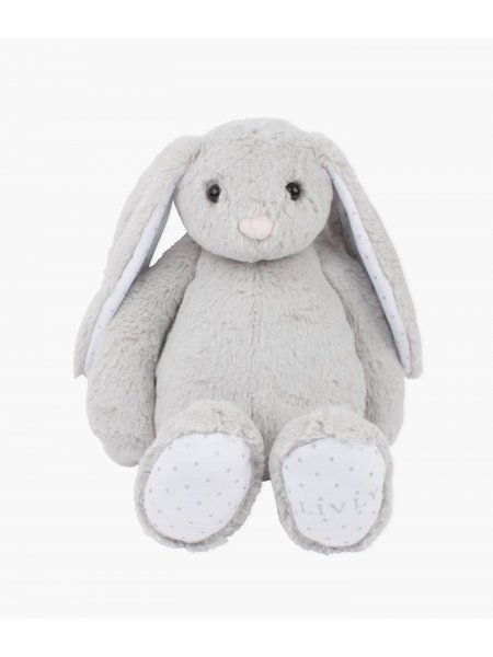 Игрушка Great Bunny Marley Grey