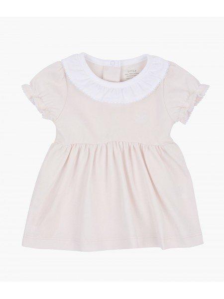 Платье Baby Collar Dress Light Pink