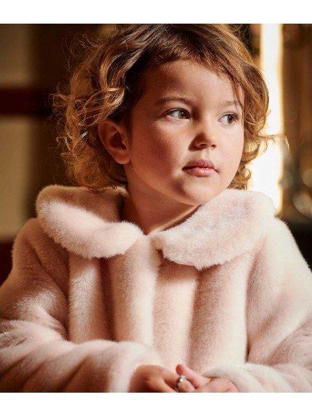 Шуба Helen Furx Fur Coat Pink