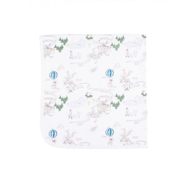 Одеяло Prince Land Blanket Blue