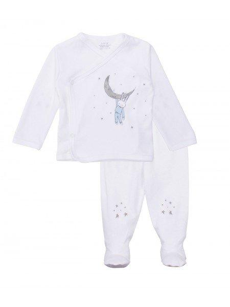 Комплект Kimono Set Moon / Blue Bunny