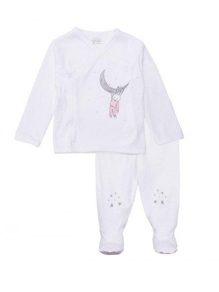 Комплект Kimono Set Moon / Pink Bunny