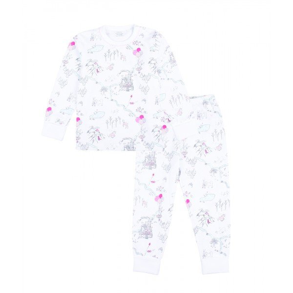 Пижама Princess Land 2 Piece PJ Pink