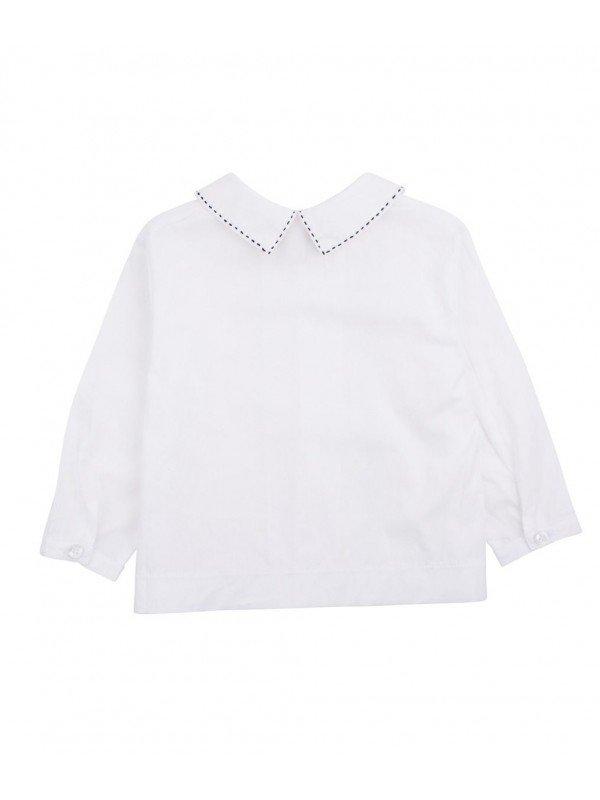 Рубашка Henry Shirt White